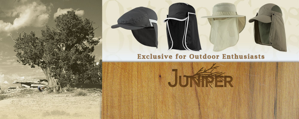 JUNIPER/Outdoor Hats